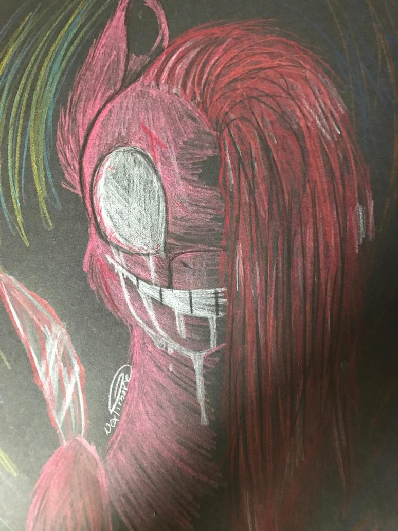 Creepypasta#2 pinkamema by noxtimore-tbs