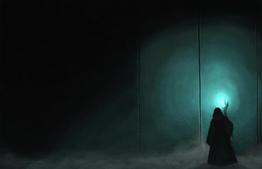 The Door by Gollyzilla