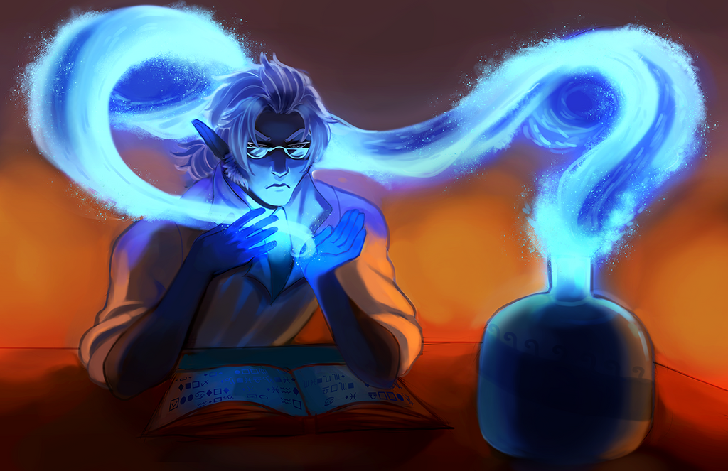 Arcane Knowledge by Gollyzilla