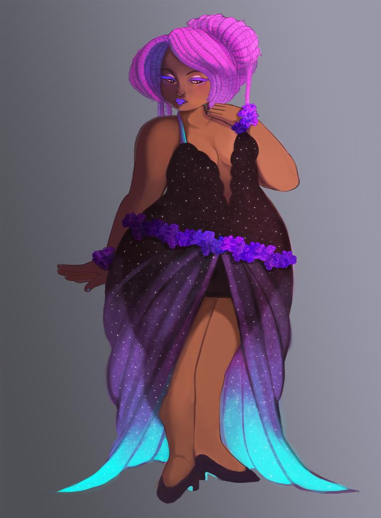 Violet by Gollyzilla