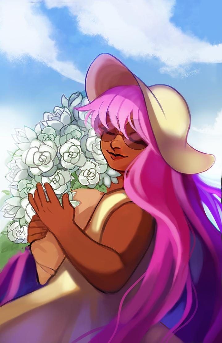 BwT: Flowers by Gollyzilla