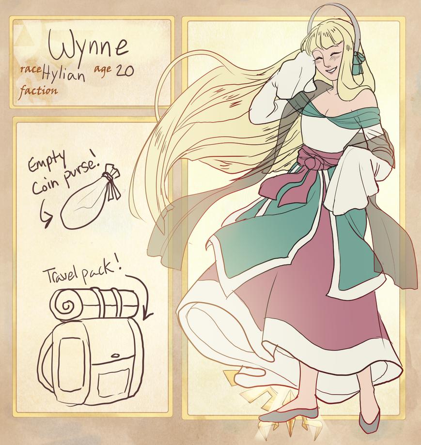 Epic Wynne by Gollyzilla