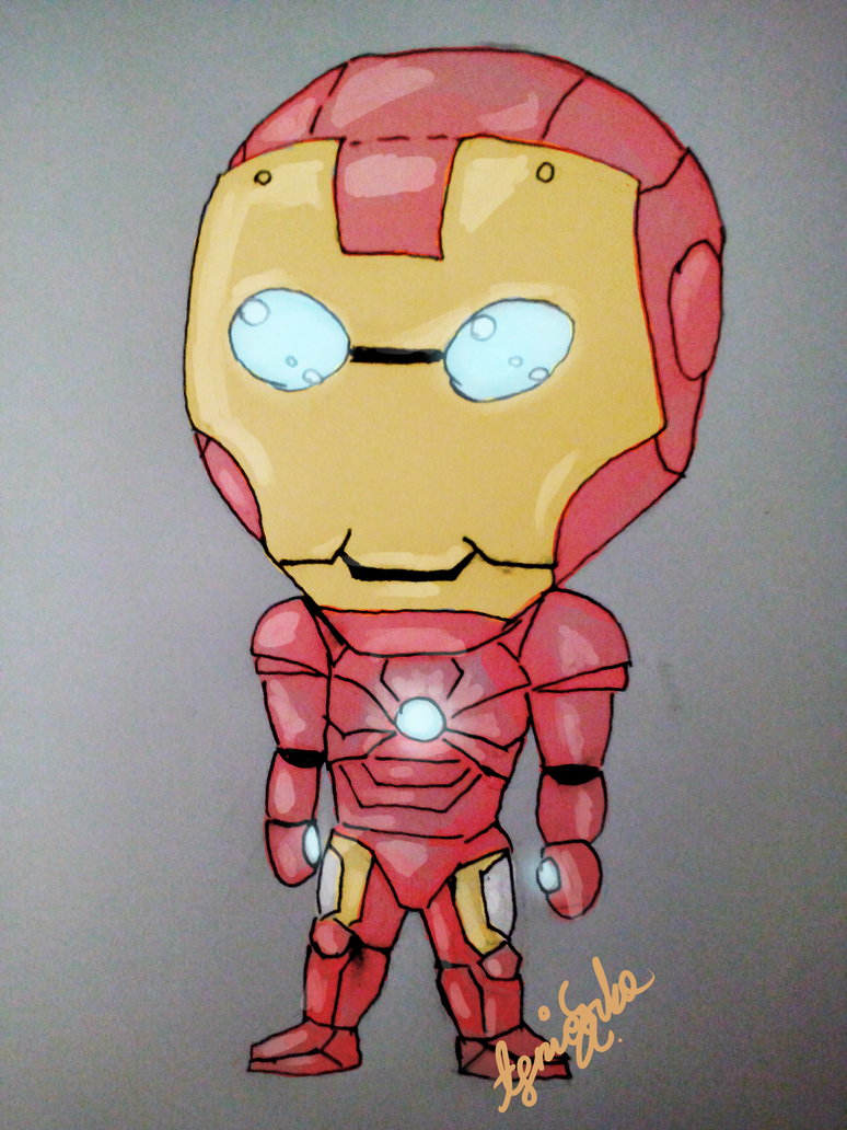 Iron-chan~ by Aikoo92