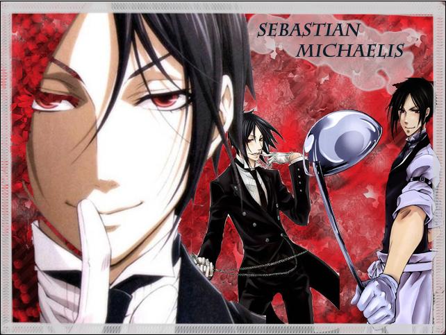 Sebastian Michaelis Wallpaper By HinariSenjo4818