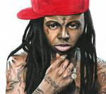 Lil Wayne by xjustinax