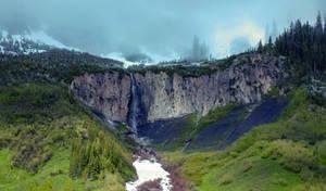 Gothic Waterfall