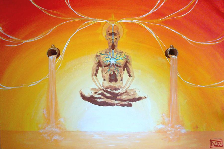 Meditation by DavidValdez