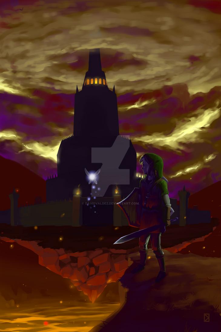 Journey to Ganon's Tower by DavidValdez