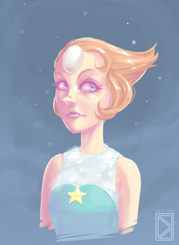 Pearl by DavidValdez