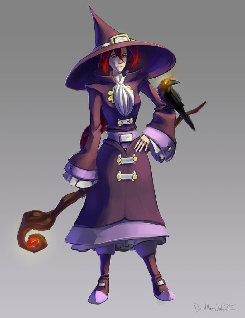 Ruby Wizard by DavidValdez