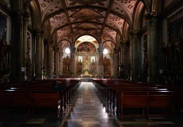 Parroquia San Juan Bautista Coyoacan