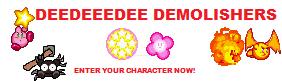 Deedeedee Demolishers-Cover Poster by OyopsOfPoyo2013