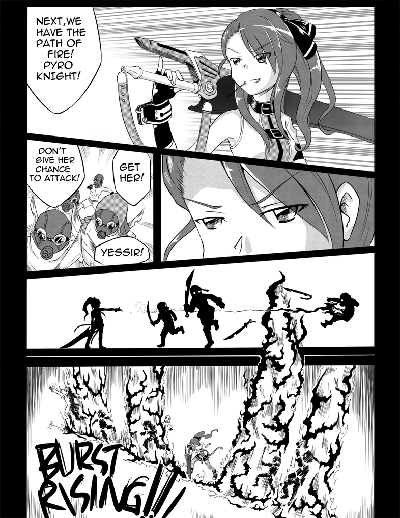 Elsword Manga Page 3 By BalmorianArcher