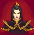 Fire Nation Princess Azula