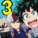Deku, Shoto And Bakugou   Boku no hero academia