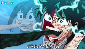 Froppy Style   Boku No Hero Academia #292
