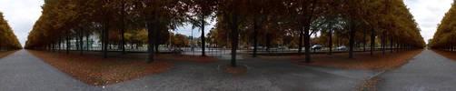 Herrenhausen - Fall is Near by Akulatraxas