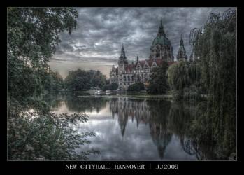 New Cityhall by Akulatraxas