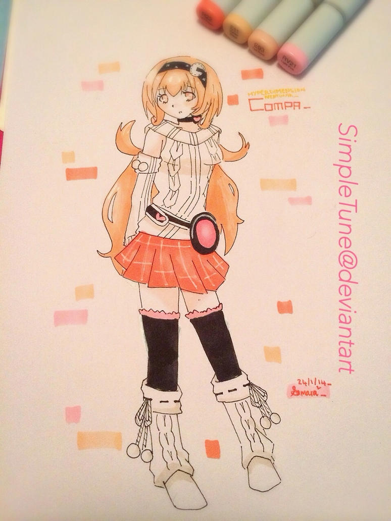 Compa by SimpleTune