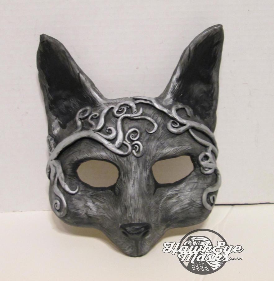 Silver Fox by JenniferStedmanArt