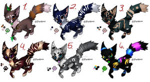 Adoptables (buy one get one FREE!) (closed)