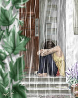 Sorrow by iamymai