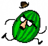 Watermelon Bandit Icon by bazookatortise