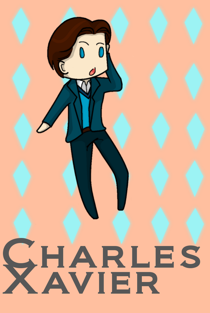 Charles Xavier by Metapie