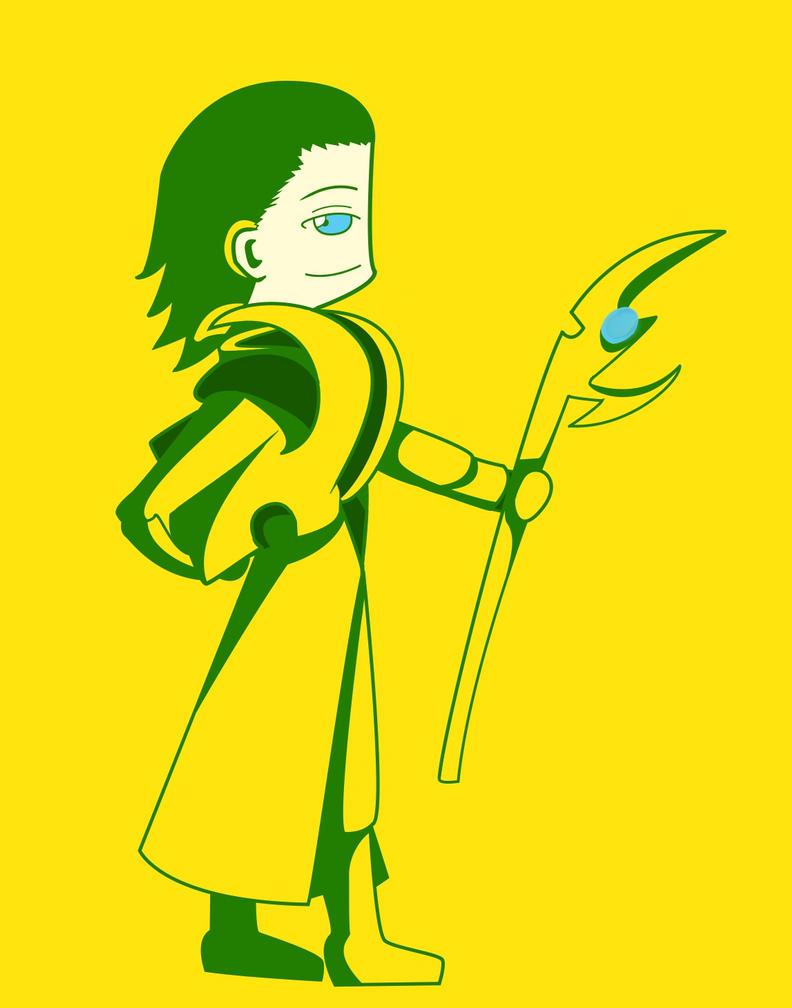 Loki by Metapie