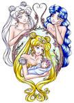 The Moon Family Tree