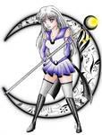 Request: Sailor Dark Moon