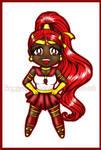 Chibi Sailor Red Dwarf by sailorangel