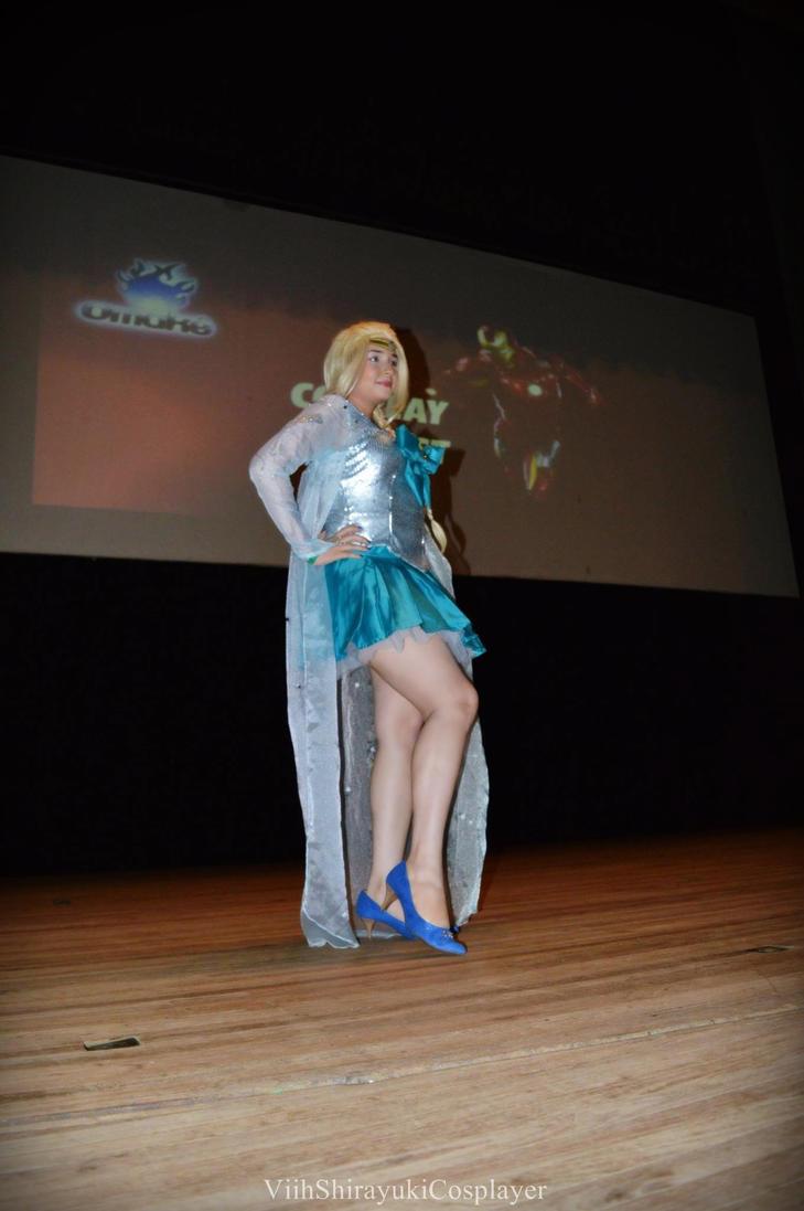Sailor Elsa frozen by ViihShirayuki