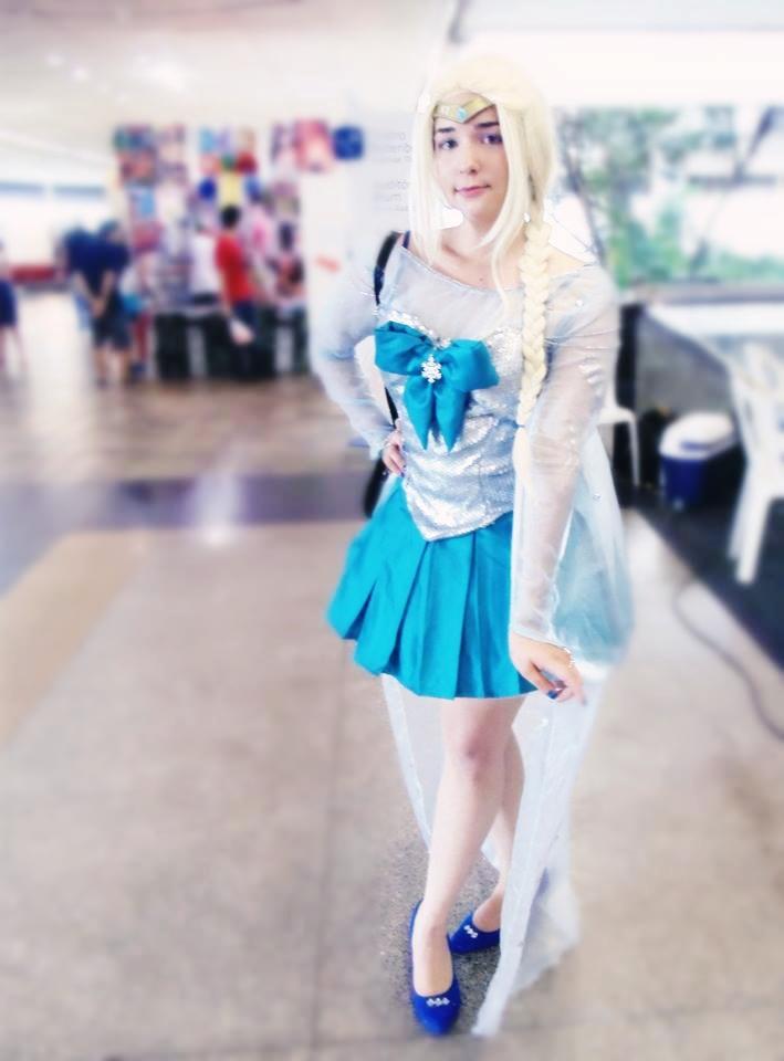 Sailormoon Elsa by ViihShirayuki