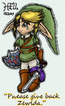 Link's Only Request