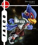 Brawl Chibis - Falco
