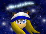 When I look at the stars...