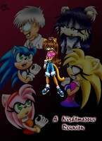 A Nightmarous Reunion: COVER by Candy-Ice