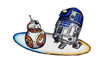R2 and BB-8