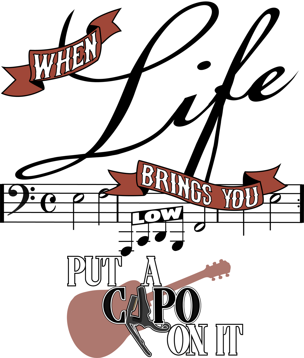 Put a Capo on it. [Full Design} by GoldenYak9753