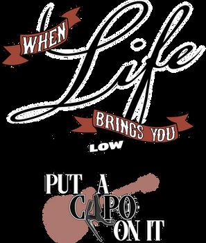 Put a Capo on it. [Full Design}