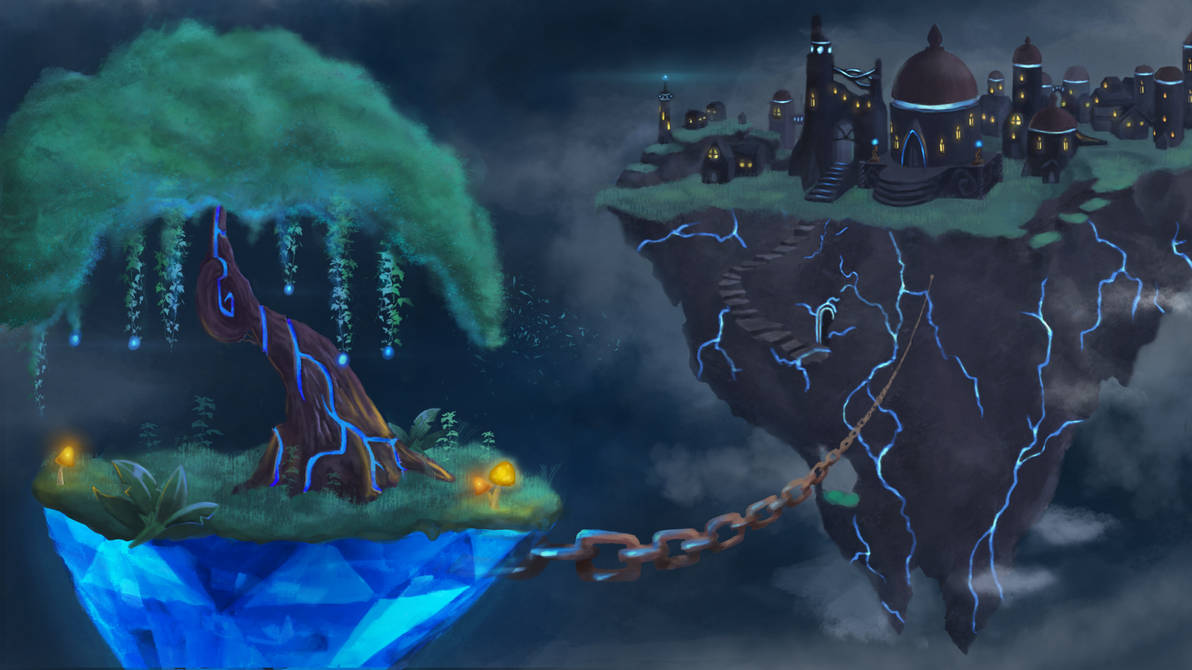 Realm of the Bluebird Fairies by GoldenYak9753