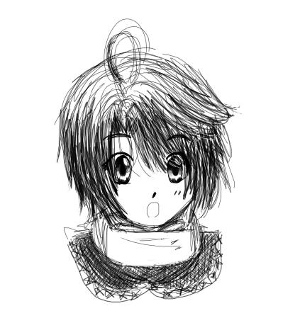 Lewin Sketch by sealida