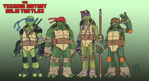 Teenage Mutant Ninja Turtle Designs