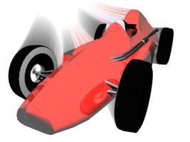 Ferrari 555 by c0redump