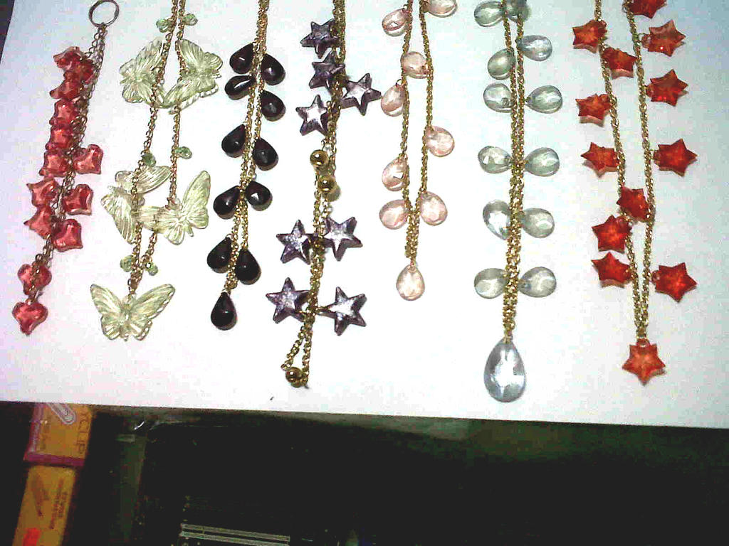 Bejeweled Keychain Collection: Surviving from 2006