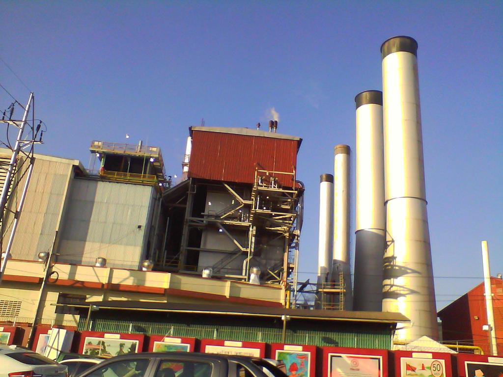 Industrial Company 1 - POWERGEN