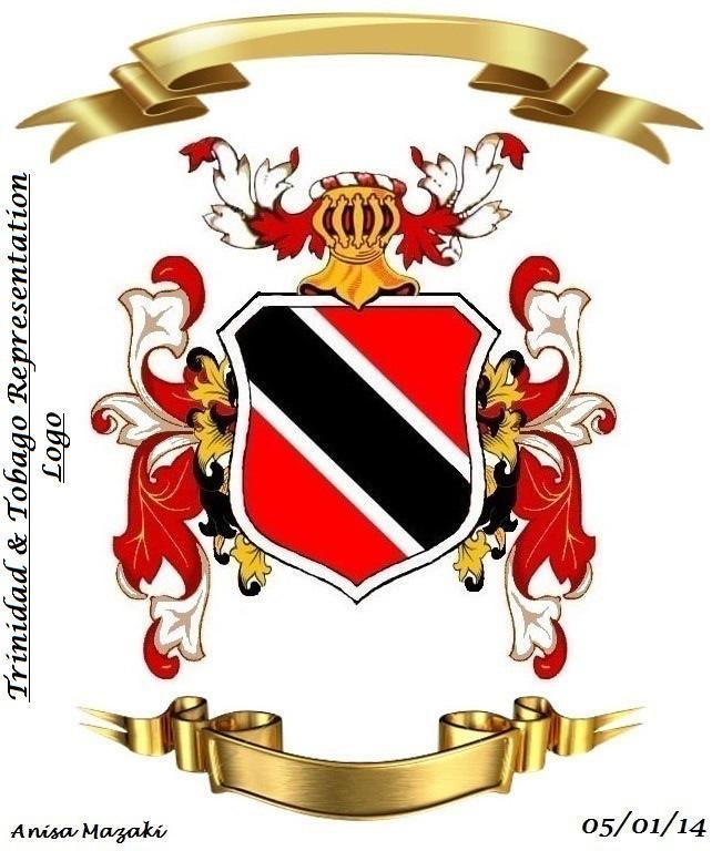 Trinidad and Tobago's Logo Design 1