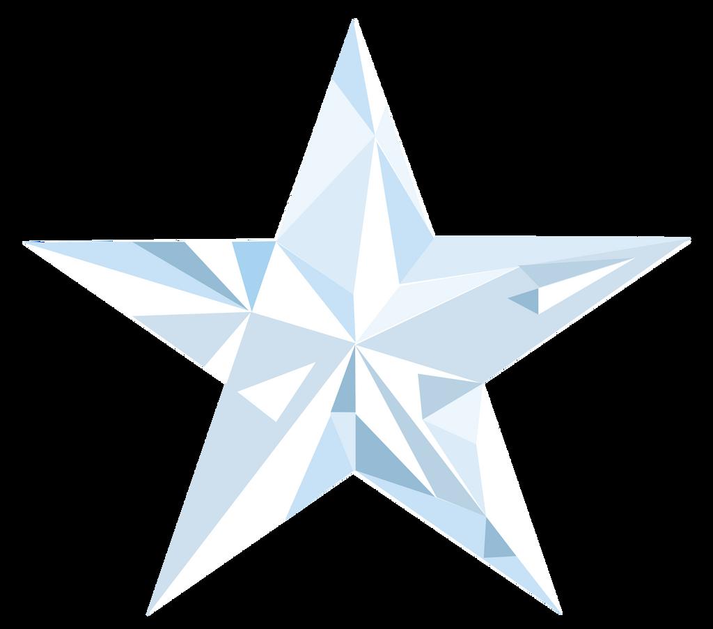 Crystal Star Vector 1 by Anisa-Mazaki on DeviantArt