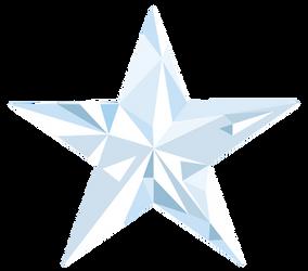 Crystal Star Vector 1